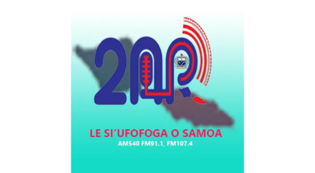 Samoa's Radio 2AP Redevelopment Project