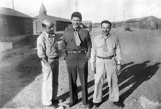 Sherman Edwards. Gus Pedone, Curly Mellio