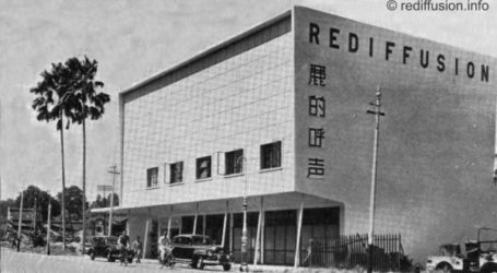 Remembering Rediffusion: Singapore