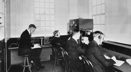 Radio Broadcasting Becomes a Reality: KDKA on Nov. 2, 1920