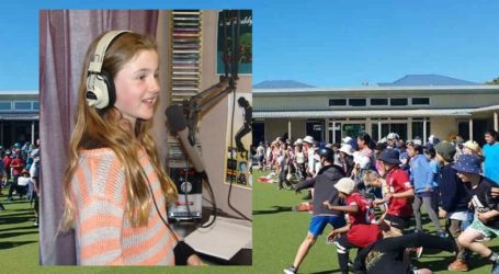 Lyall Bay School Radio : Maranui FM Jingle CD
