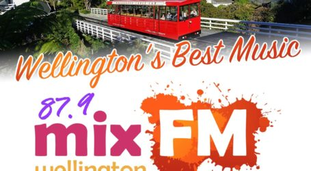 Mix FM 88.3 MHz Central Wellington (2003-2006)