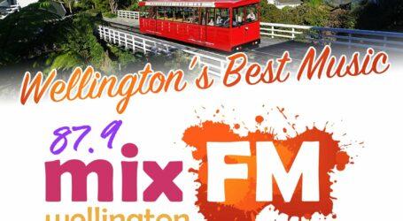 Mix FM 88.3 MHz Central Wellington (2003-2006)