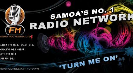 Radio Polynesia Ltd, Samoa – Station Promos from c2005
