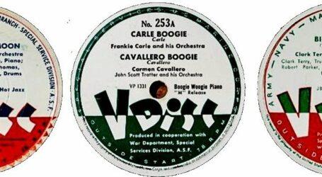 V-Discs 1940s Cassette Compilation