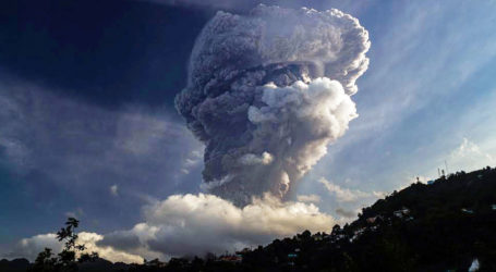 St. Vincent Volcanic Eruption