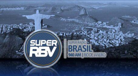 A Visit to Super Rádio Brasil AM 940 Rio de Janeiro