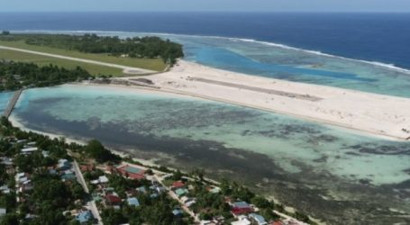 The Radio Scene in the Lonely Isolated Maldive Islands: The Island of Gan