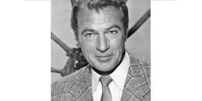 Gary Cooper on KIBS Canton Island 1953