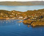 The Radio Saga on Two Small Islands South of New Zealand