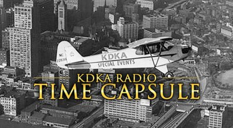 KDKA Shortwave in Pittsburgh: Four Locations