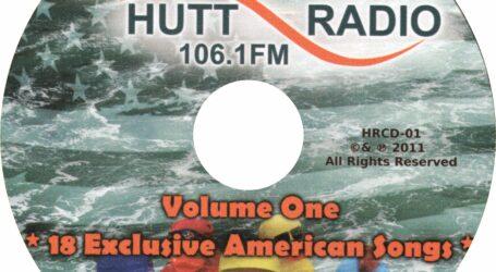 Hutt Radio 106.1FM Fundraising CD